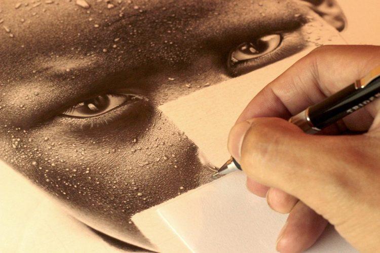 Inspiração para desenhar desenhos realistas