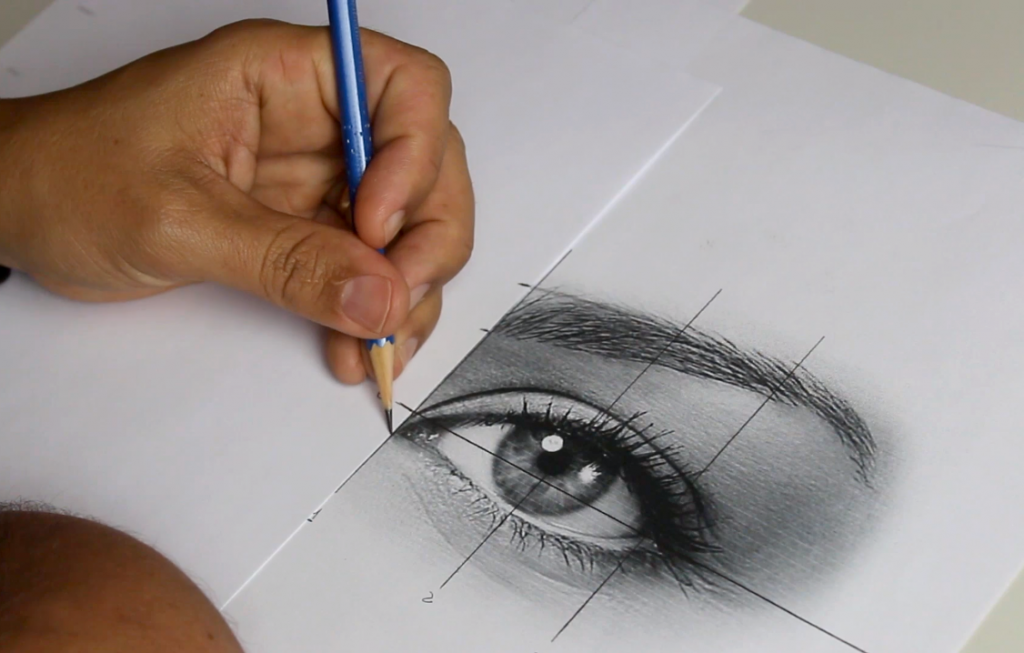 Como desenhar passo a passo