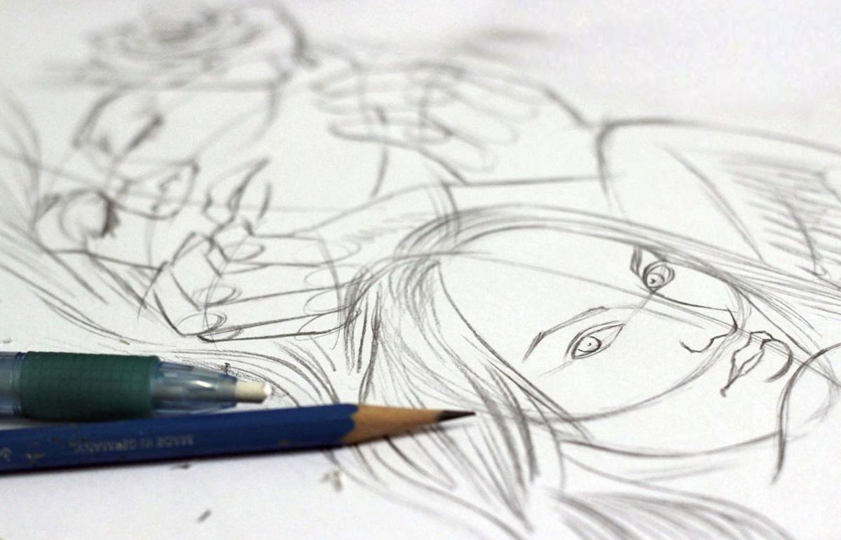 Como tirar o traço de desenhos