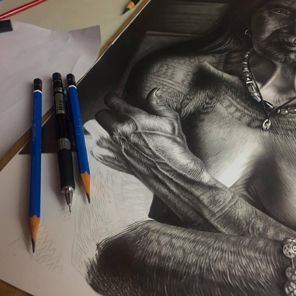 Não tenho tempo para desenhar!