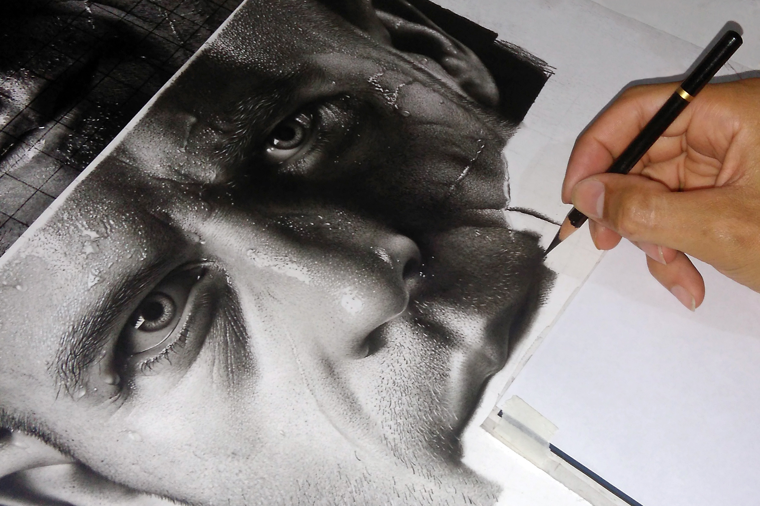 Desafio de desenhar: curiosidade e paixão!