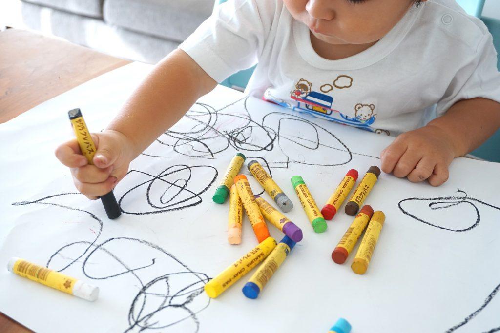 A importância do desenho no desenvolvimento da criança